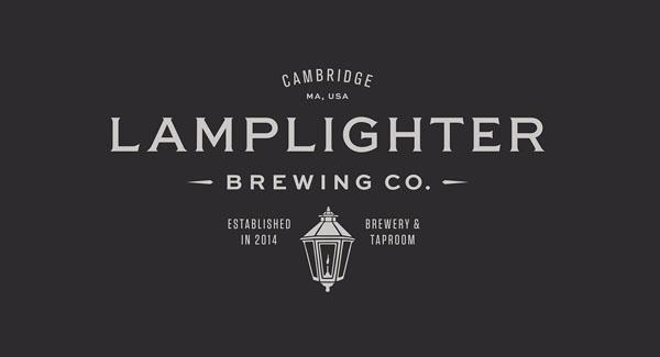 Lamplighter Logo Design