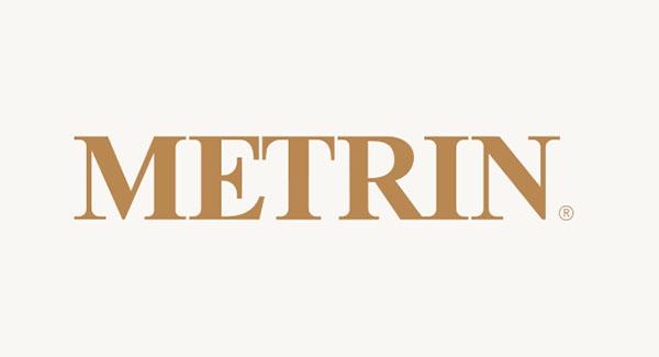 Metrin Logo Design