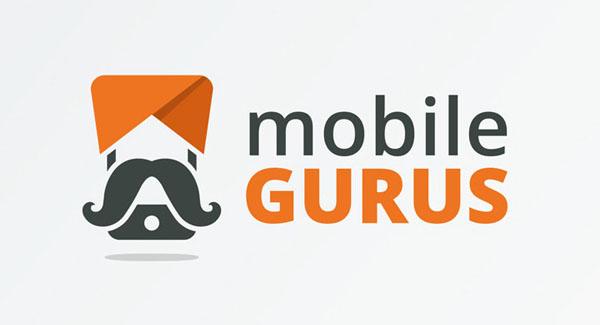 Mobile Gurus Logo Design