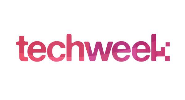 TechWeek Logo Design