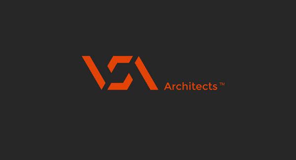 VSA Architects Logo Design