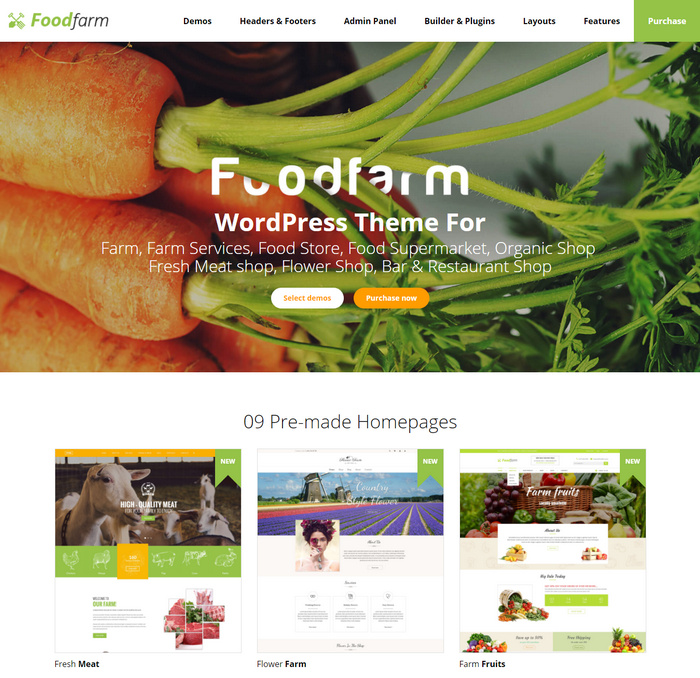 great online business theme