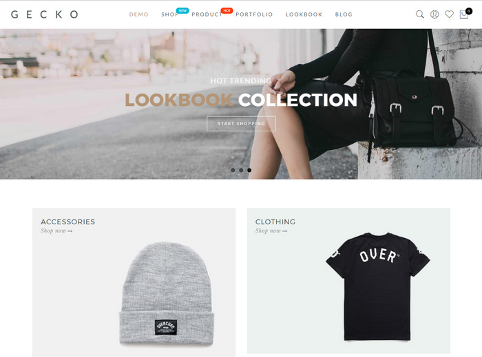It is a powerful, Ajax Woocommerce theme for online fashion store