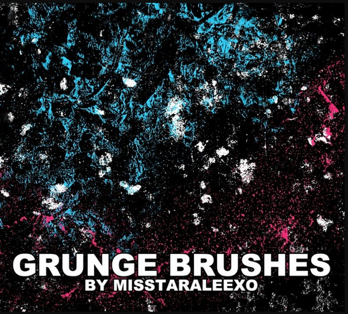 Awesome Grunge Brush