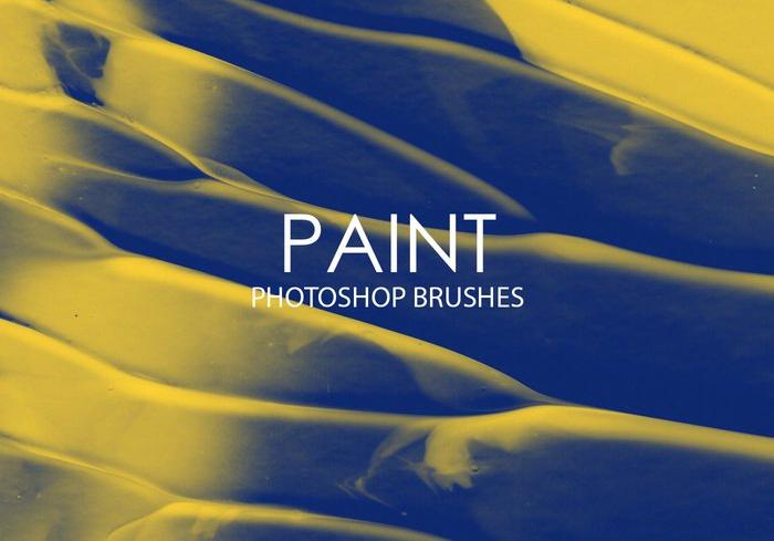 Free Paint Photoshop Brushes