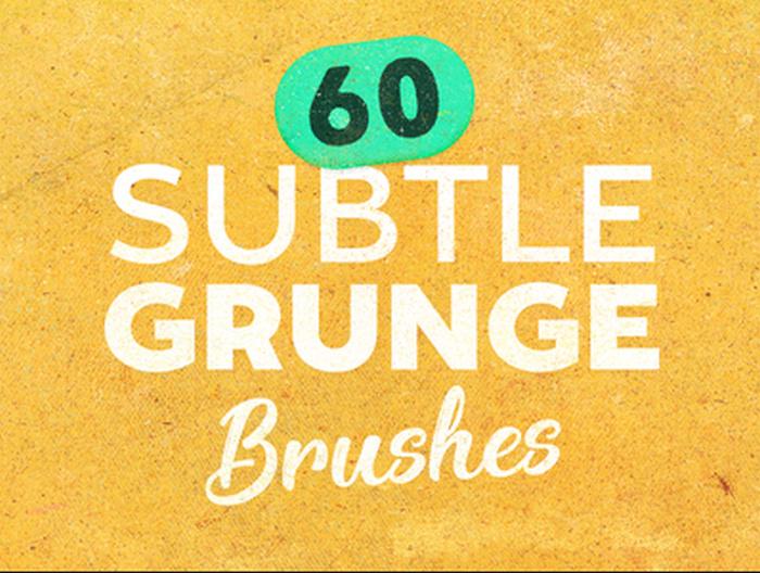 Subtle Grunge brush