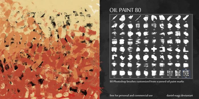Oil Paint 80