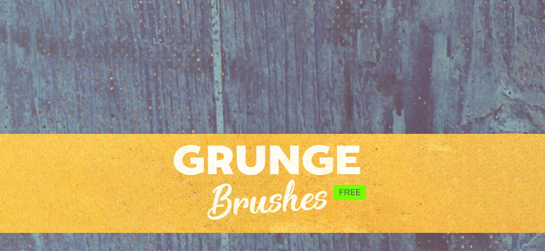free ps grunge brushes