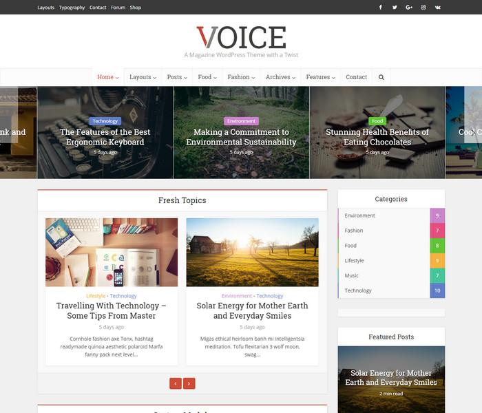 voice-magazine-wordpress-theme