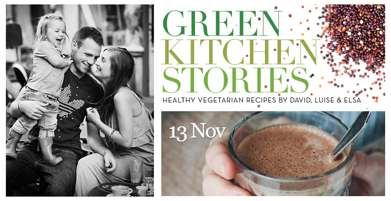 Green Kitchen stories - food blog