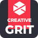 grit template logo