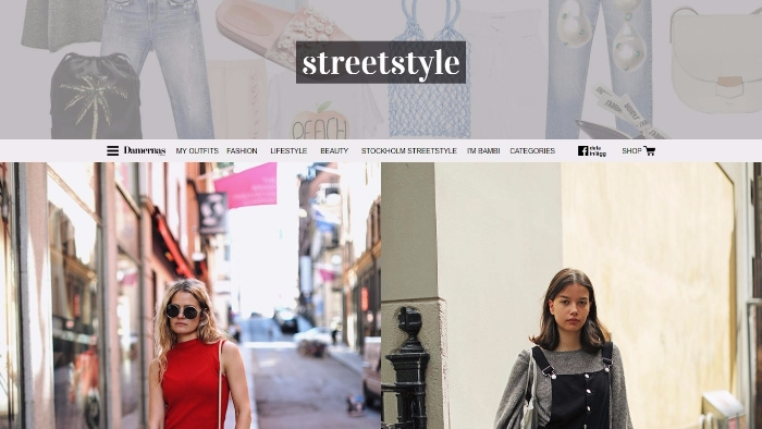 get ready to follow street lifestyle blog
