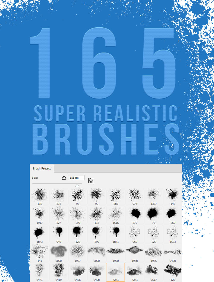 165 High resolution and pixel perfect photoshop smoke brushes