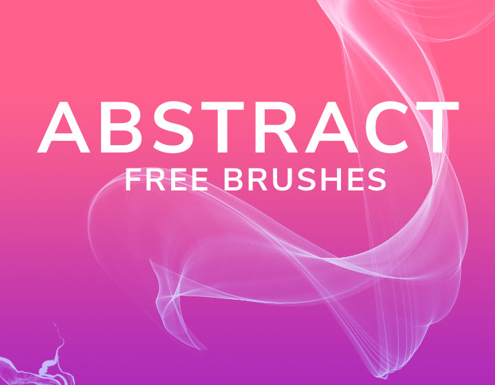 Best Free Abstract Photoshop brushes