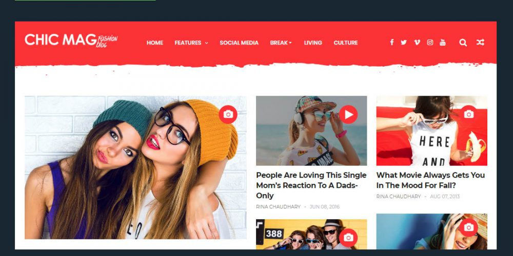 50 Best Free Responsive Blogger Templates 2019