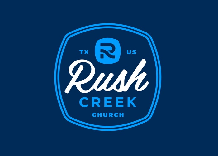 badge style church logo