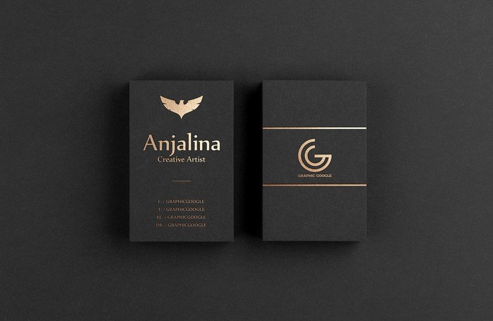 35 Free Psd Business Card Mockups Isolated Layers