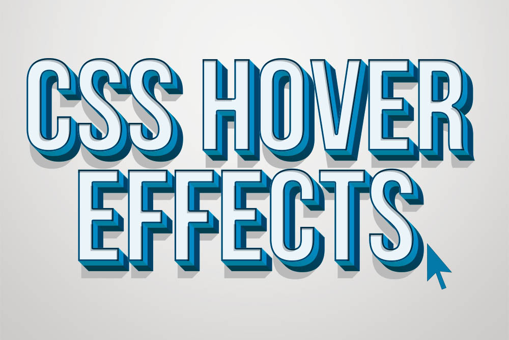 CSS hover effects 2021