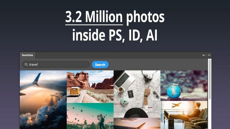 stock solo photos